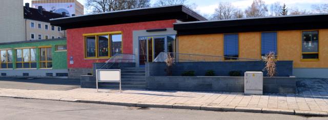 Kinderhaus Aussenansicht