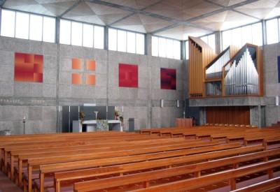 Kunst in der Kirche Bild1