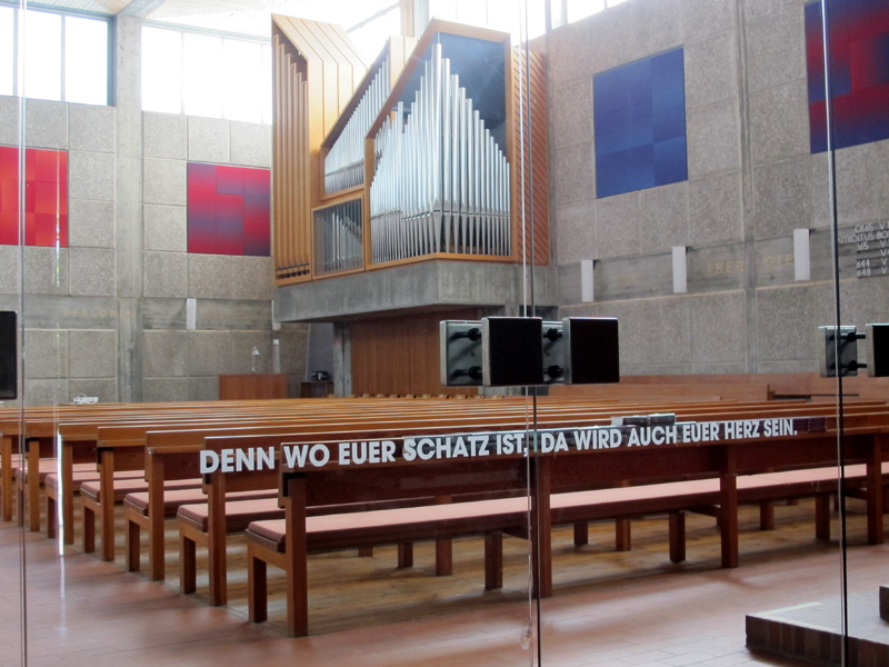 Kreuzkirche Hof