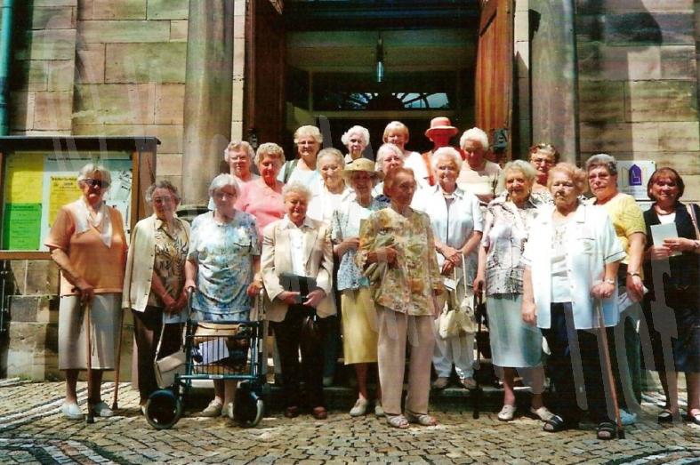 Seniorenkreis Ausflug